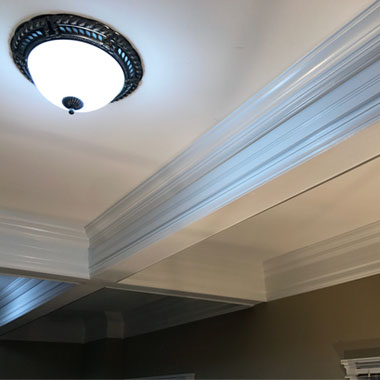 Coffered Ceiling Design & Installation in Rochester, MI