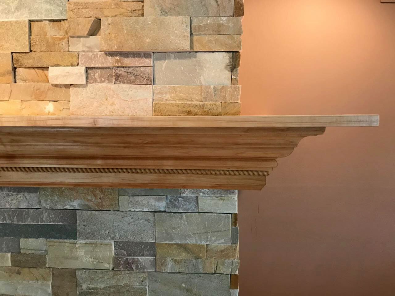 Fireplace Mantels Shelby Township, MI