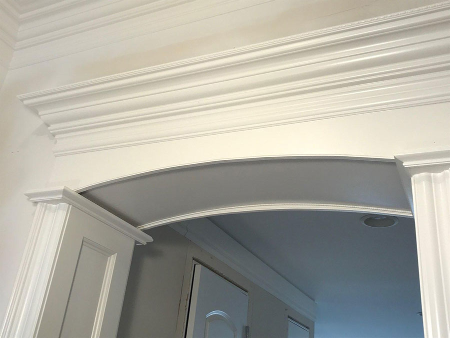 Michigan Crown Molding