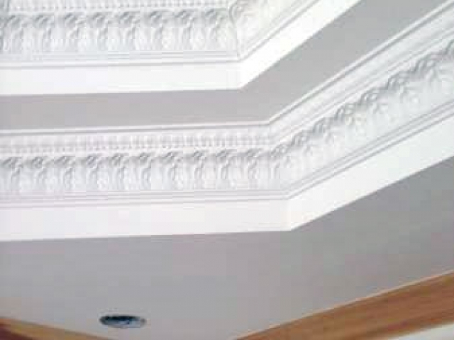 Fancy Crown Molding
