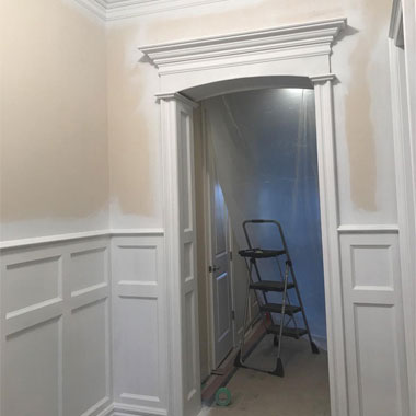 Want a crown molding installer for your home?