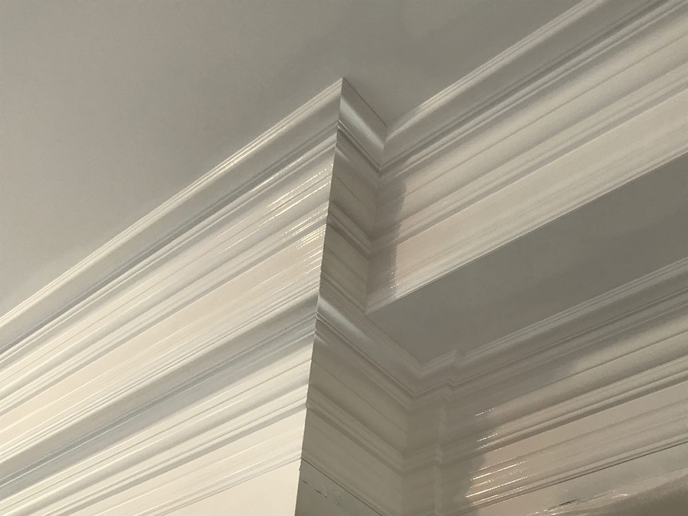 Crown Moulding in Southeast Michigan