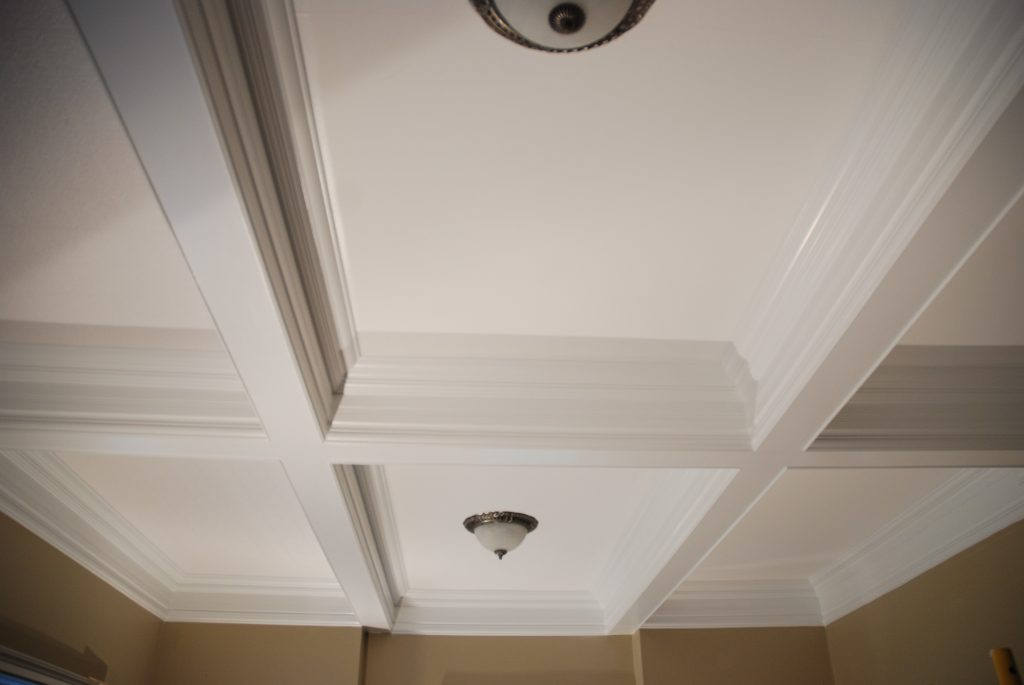 Michigan Coffered Ceilings